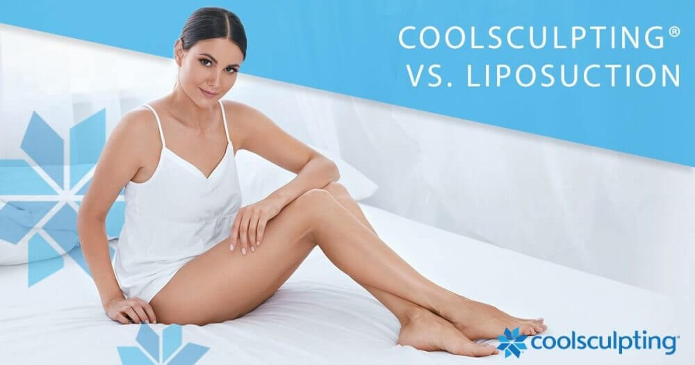 Liposuction or CoolSculpting